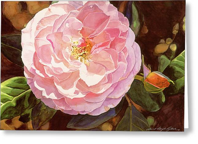 Rose Fantastique Greeting Card