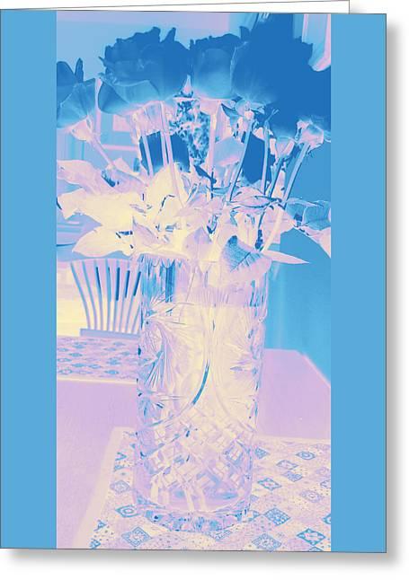 Roses #12 Greeting Card