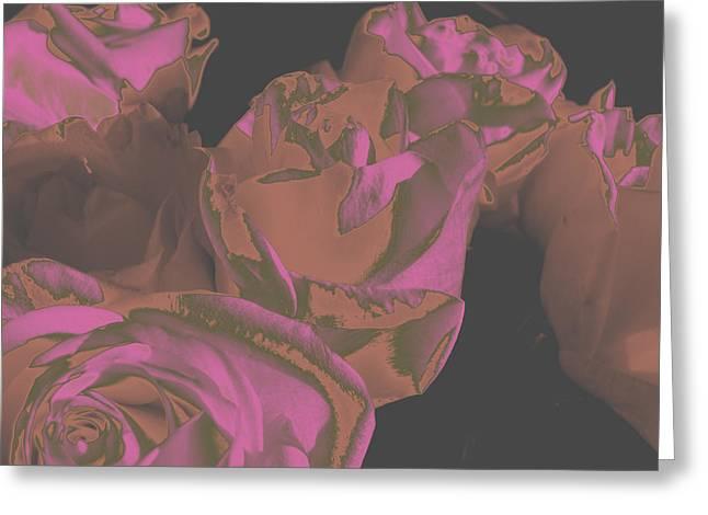 Roses #2 Greeting Card