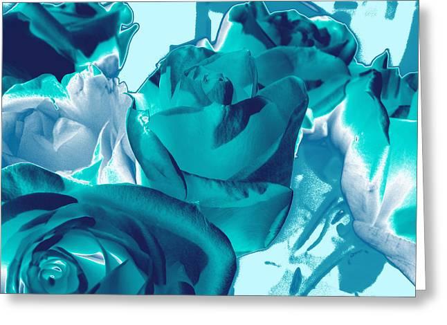 Roses #4 Greeting Card