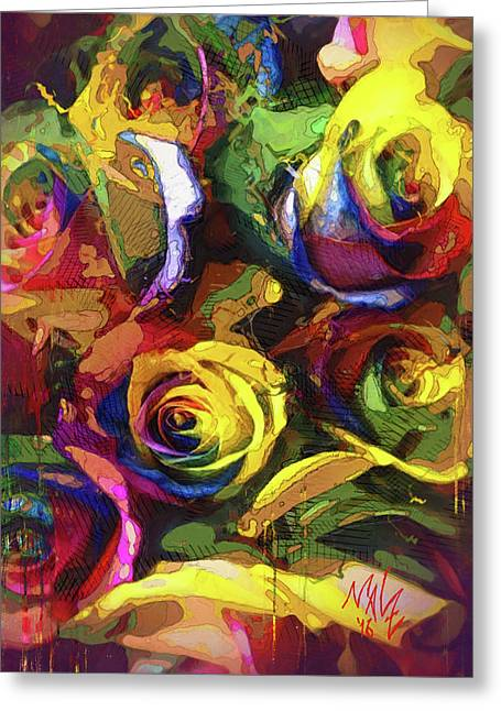 Roses Dream Greeting Card