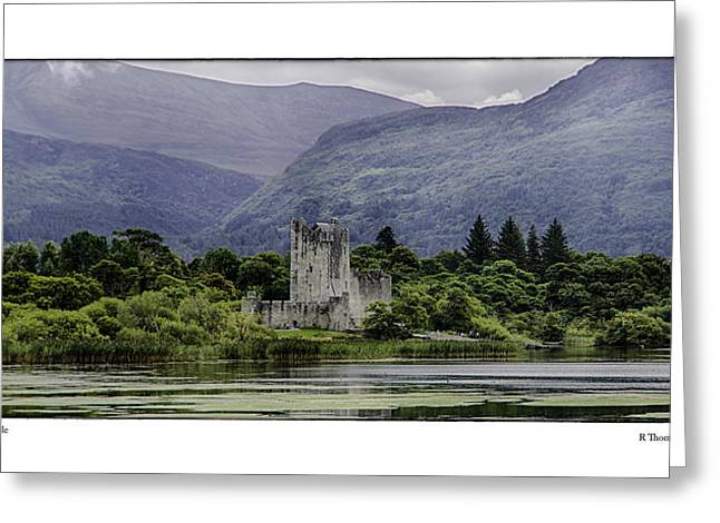 Ross Castle Greeting Card