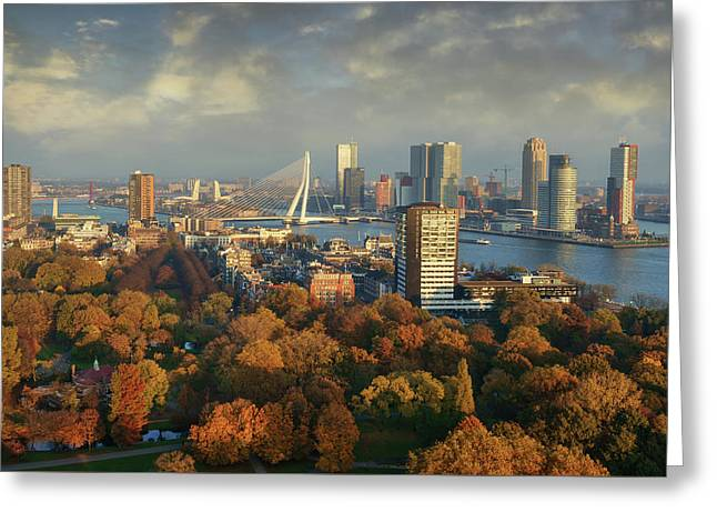 Rotterdam Greeting Card