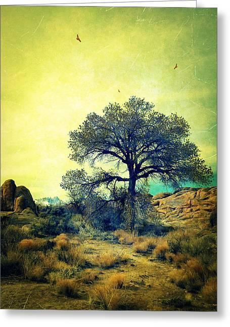 Rough Terrain Greeting Card by Glenn McCarthy Art and Photography
