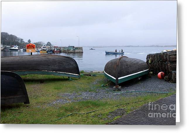 Roundstone 2 Greeting Card