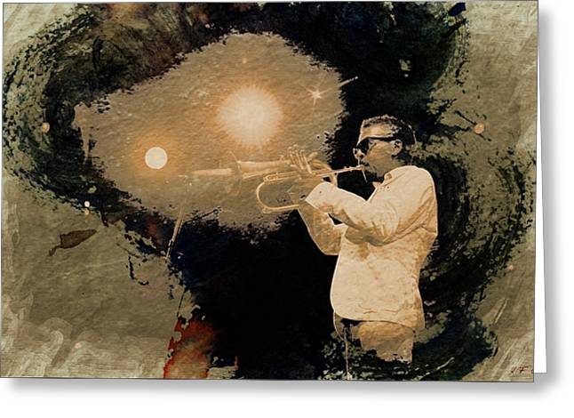 Roy Hargrove, Rustic Times  Greeting Card