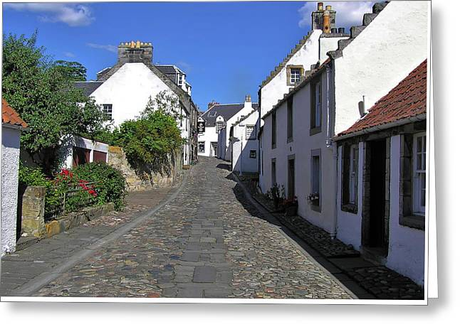 Royal Culross Greeting Card