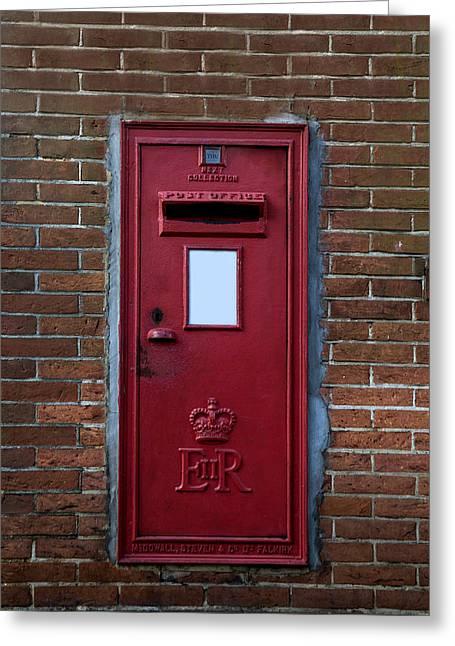 Royal Mail Greeting Card