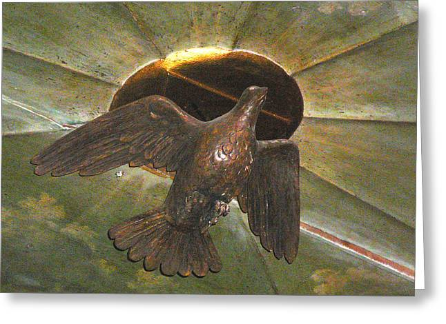Ruacha - Ruach - Holy Spirit Greeting Card