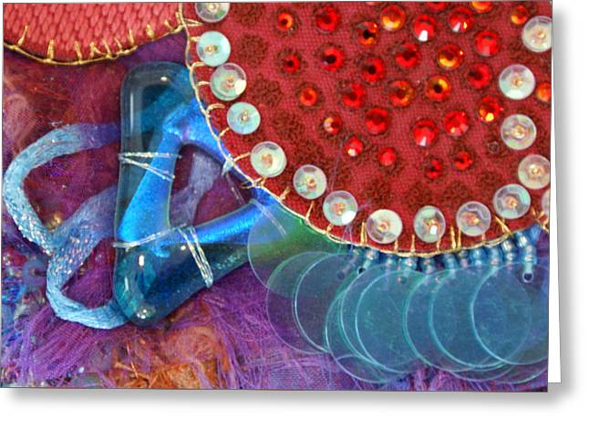 Ruby Slippers 4 Greeting Card