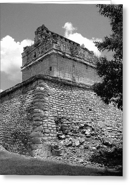Ruins At Chichen Itza 2 Greeting Card