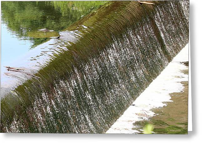 Running River Greeting Card