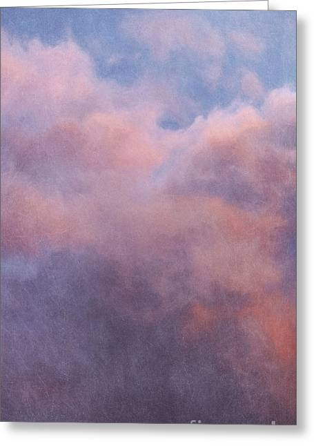 Summer Solstice Night Sky 3 Greeting Card