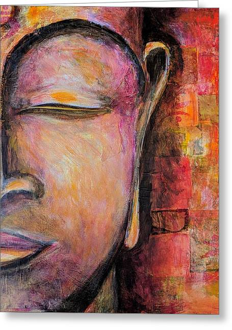 Sacred Silence Greeting Card