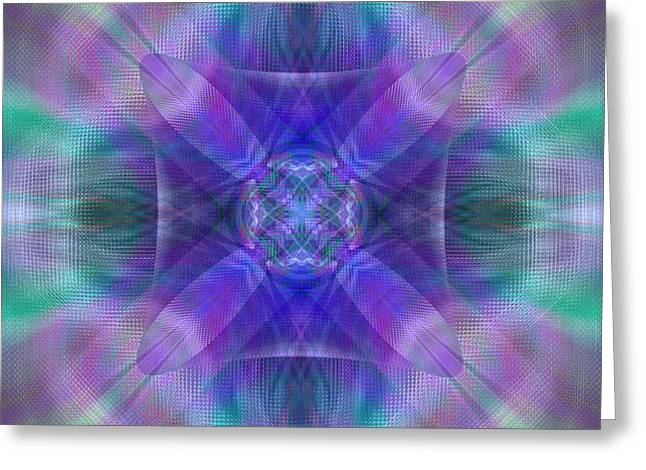 Sacred Space Greeting Card