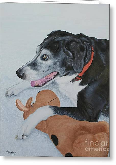 Sadie Greeting Card