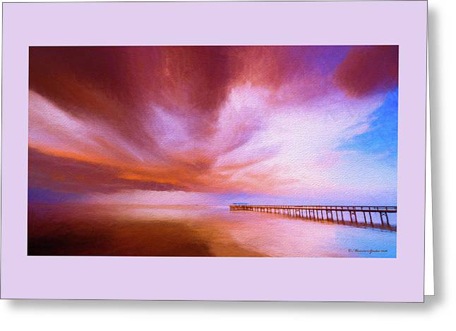 Safety Harbor Greeting Card