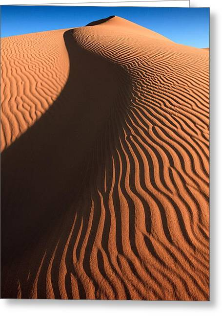 Sahara Dune II Greeting Card