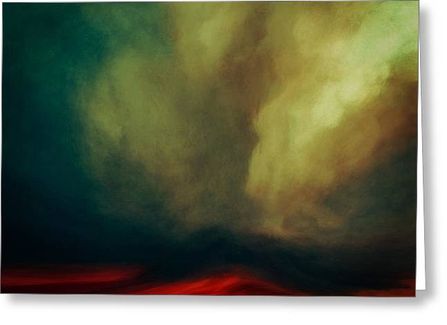 Sahara Winds Greeting Card by Lonnie Christopher