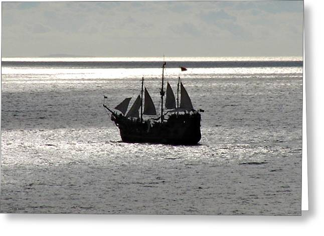 Sail Away Greeting Card