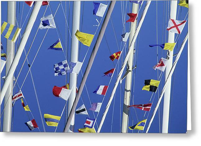 Sailing, General Greeting Card