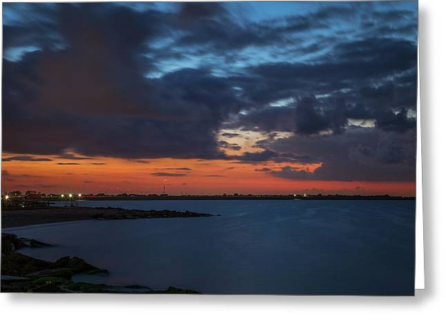 Sailor's Delight Greeting Card by Tom Weisbrook