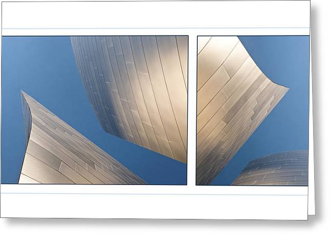Sails Greeting Card by Kevin Bergen