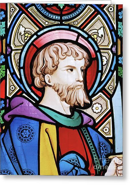 Saint Bartholomew Greeting Card