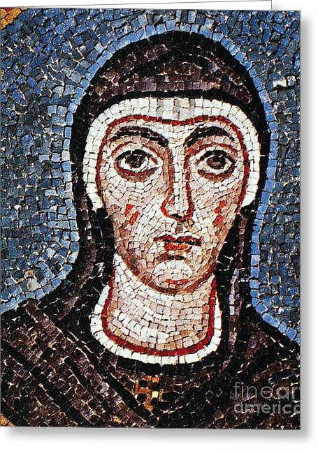 Saint Felicity (d. 203) Greeting Card by Granger
