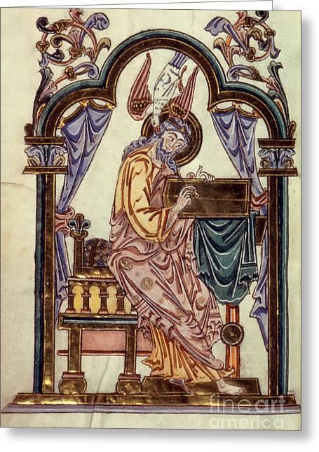 Saint John Greeting Card by Granger