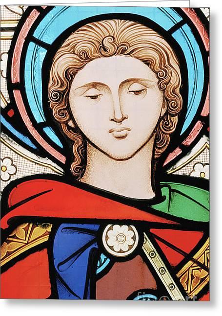 Saint John Greeting Card