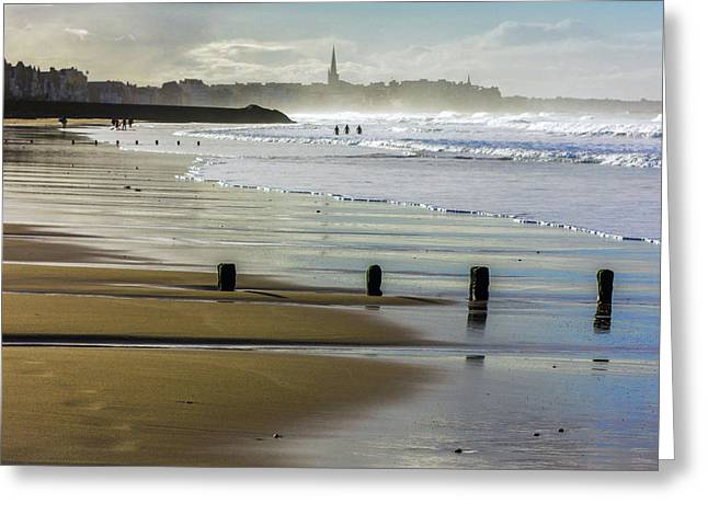 Saint-malo Greeting Card