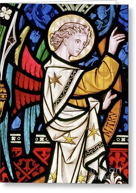 Saint Mary Greeting Card