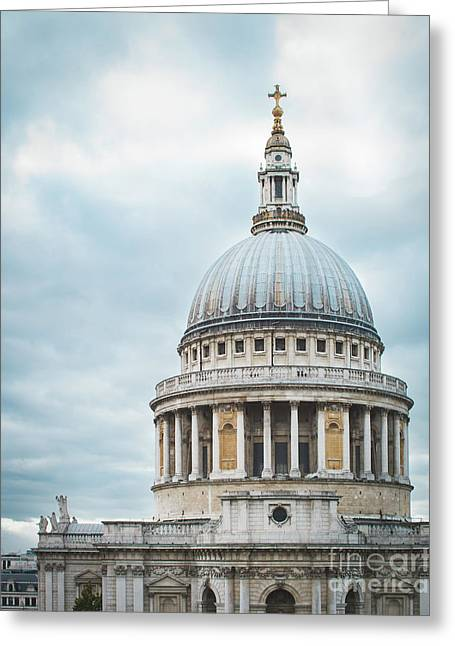 Saint Pauls Greeting Card