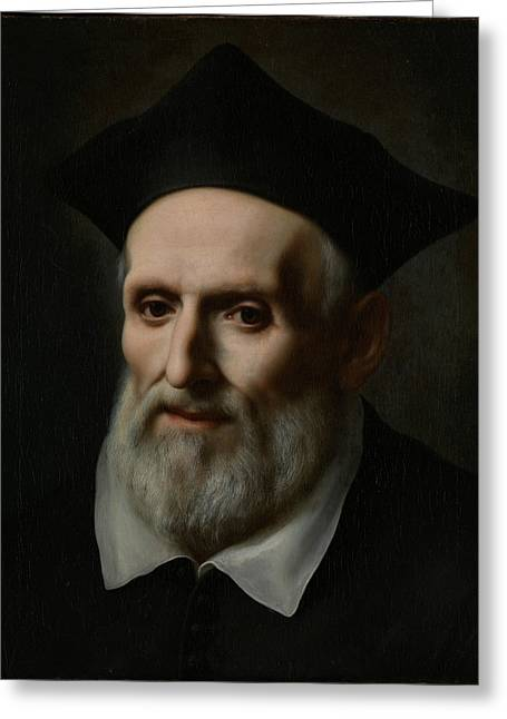 Saint Philip Neri Greeting Card