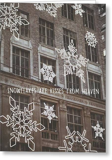 Saks Fifth Ave Quote Greeting Card by JAMART Photography