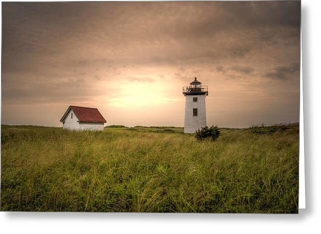 Salt Air Serene Greeting Card