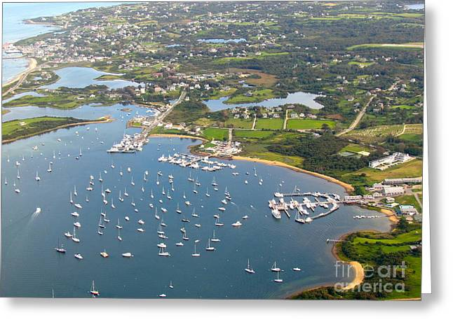 Salt Pond Greeting Card
