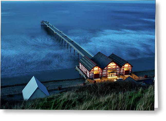 Saltburn - By - The - Sea Greeting Card