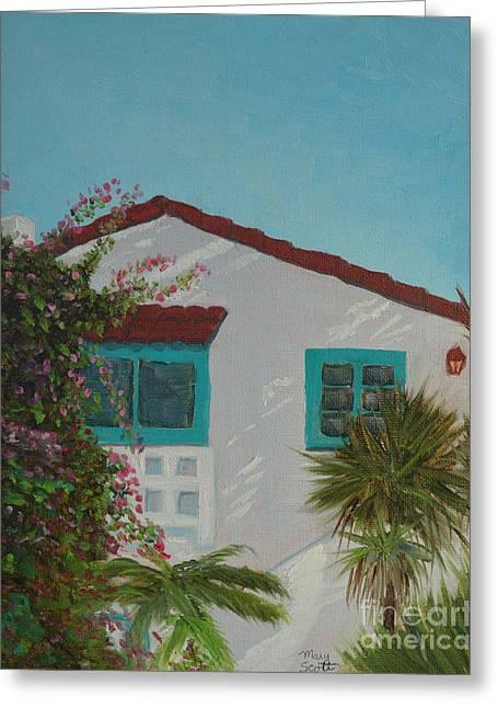 San Clemente Art Supply Greeting Card