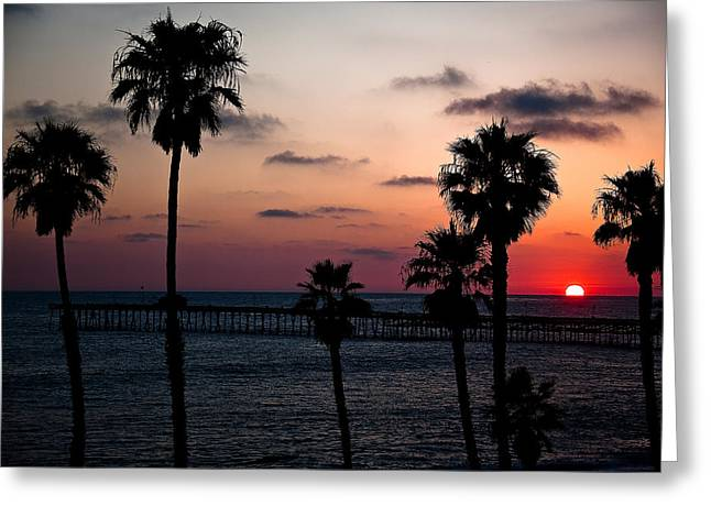 San Clemente Greeting Card
