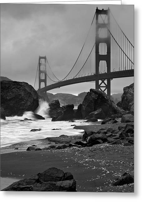 San Francisco Summer Greeting Card