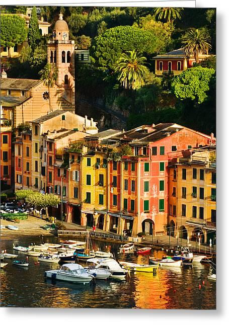 San Giorgio Greeting Card by John Galbo