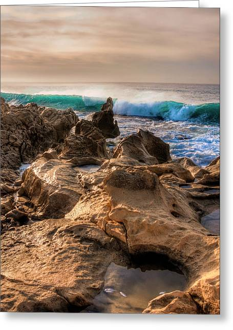 San Jose Del Cabo Greeting Card by Rich Beer