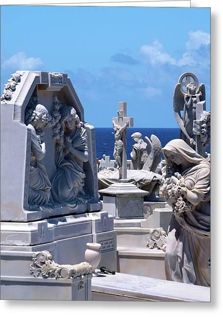 San Juan Puerto Rico 73 Greeting Card by Per Lidvall