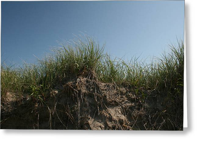 Sand Dunes IIi Greeting Card by Jeff Porter