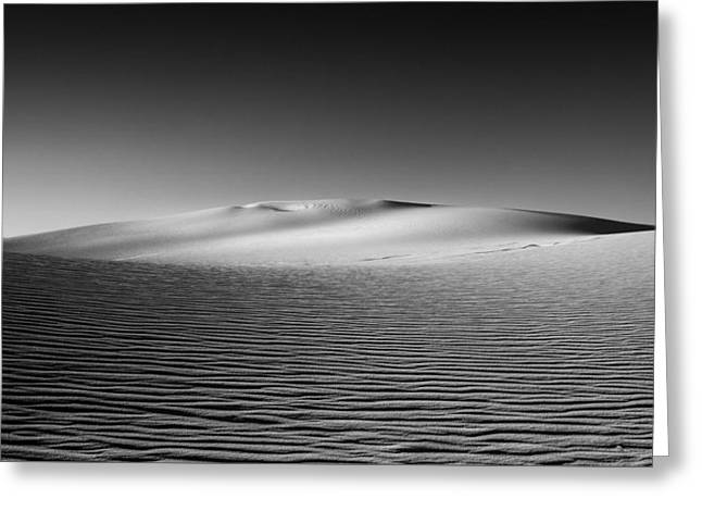Sandscape Greeting Card