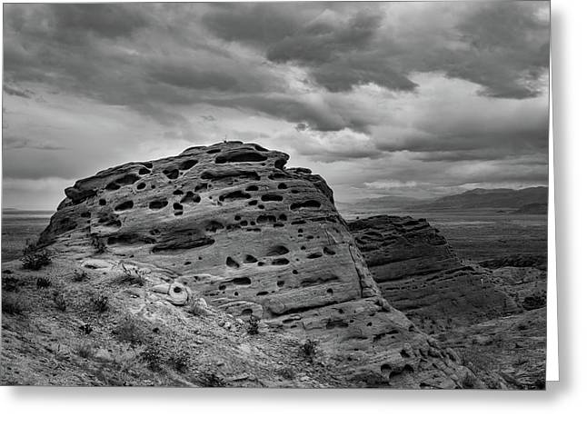 Sandstone Butte Greeting Card