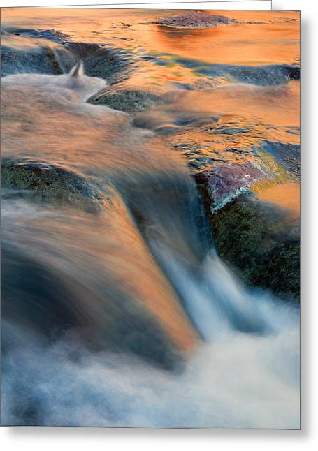 Sandstone Reflections Greeting Card