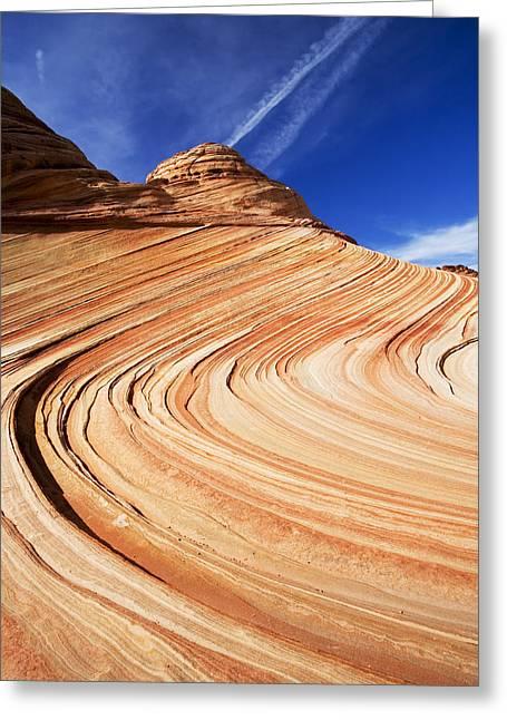 Sandstone Slide Greeting Card